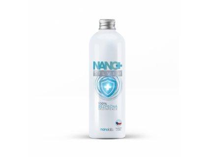 Dezinfekční ROZTOK NANO+ Silver náhradní náplň 500ml