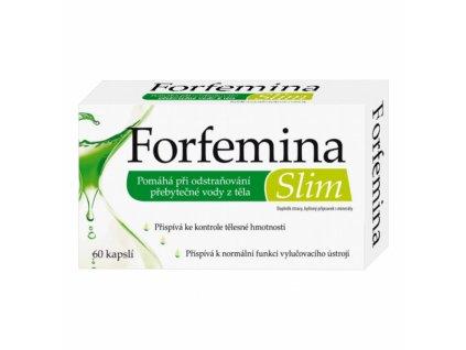 Forfemina Slim na odvodnění těla 60 kapslí