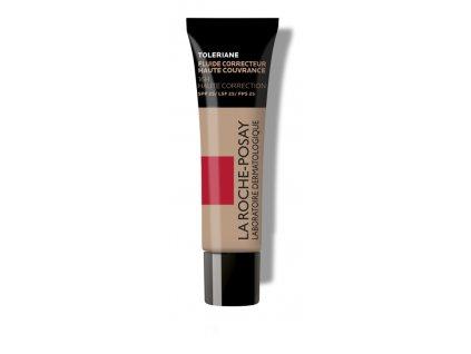 LA ROCHE POSAY Toleriane Make Up Fluidní korektivní make up pro citlivou a intolerantní pleť, odstín 13 30 ml