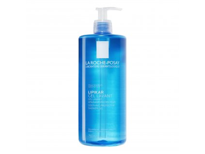 LA ROCHE POSAY Lipikar Gel Lavant Zklidňující a ochranný sprchový gel pro celou rodinu 750 ml