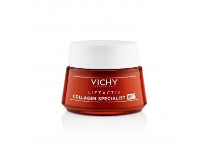 VICHY Liftactiv Collagen Specialist noční krém 50 ml