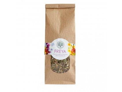 BILEGRIA FREYA bylinný sypaný čaj pro podporu ženského zdraví a plodnosti 100 g