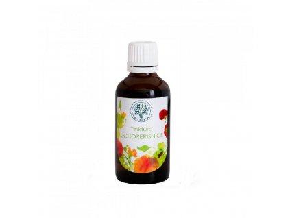 BILEGRIA Lichořeřišnice bylinná tinktura, jednodruhová 50 ml