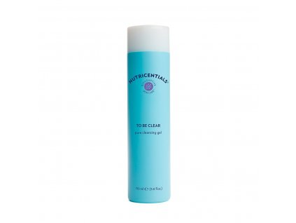 Nu Skin To Be Clear Pure Cleansing Gel