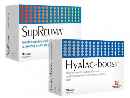 HYALAC BOOST 60tbl + SUPREUMA