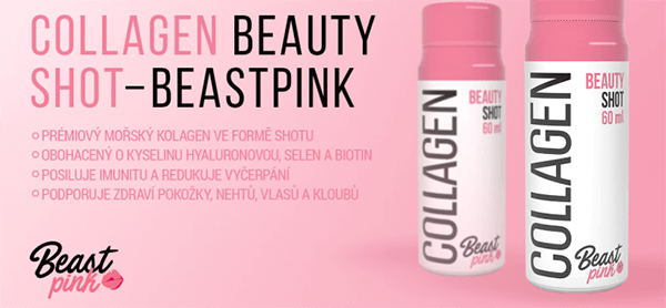 BeastPink Collagen Beauty Shot 60ml - 2