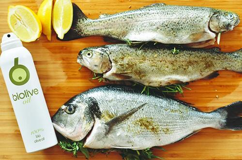 Biolive na ryby