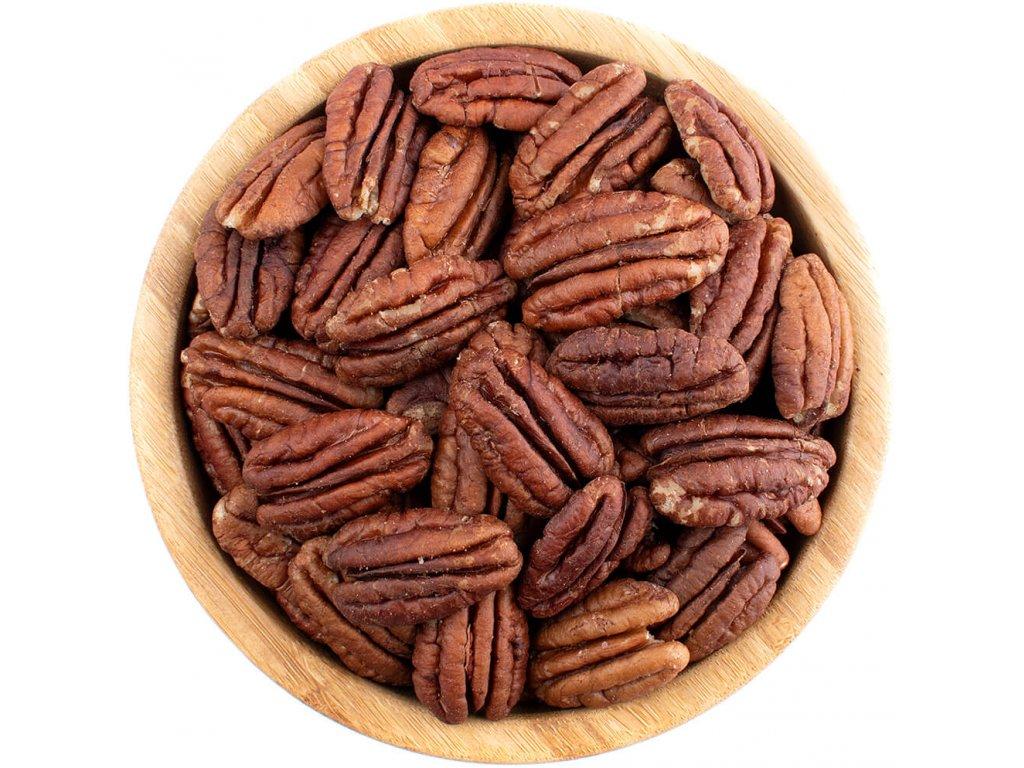 Pekanové ořechy natural