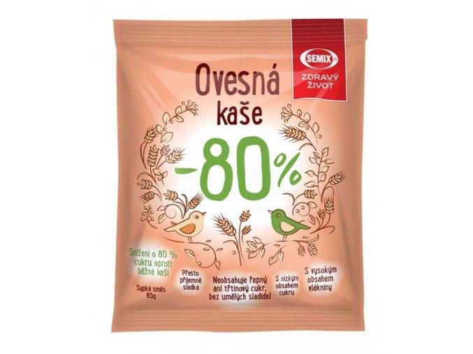 Ovesná kaše 80 % 65 g
