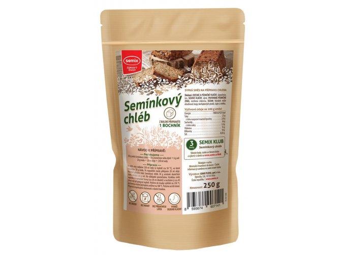 Semínkový chléb 250 g