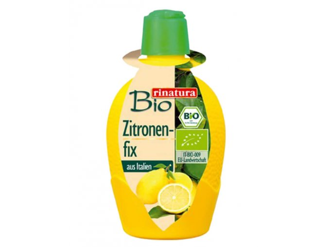 Citronová šťáva Bio 100ml