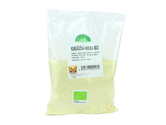 Kukuřičná mouka jemně mletá BIO 400g