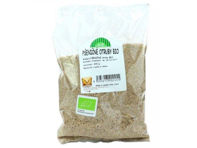 Pšeničné otruby Bio 200 g