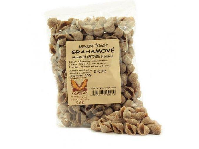 Grahamové těstoviny mušle 300 g