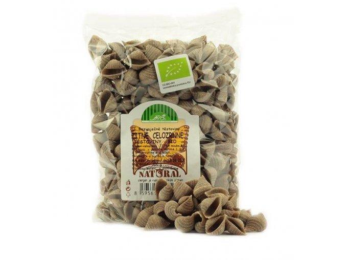 Žitné celozrnné těstoviny BIO mušle 300 g