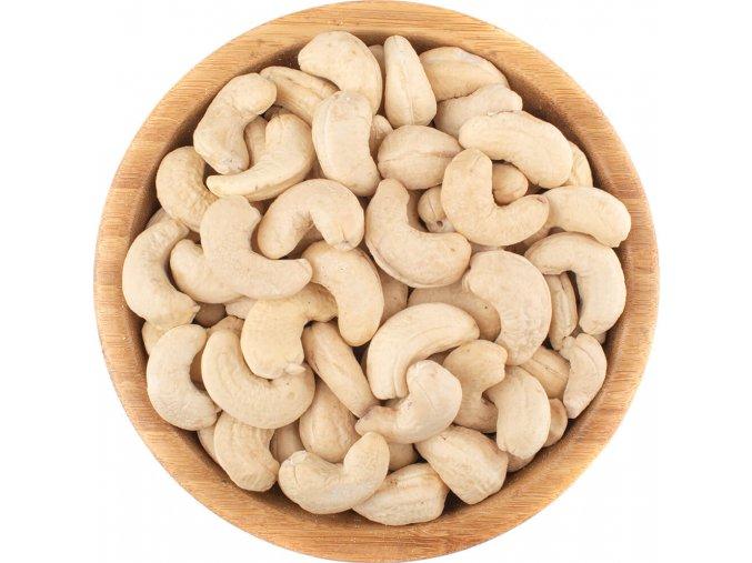 Kešu ořechy nesolené