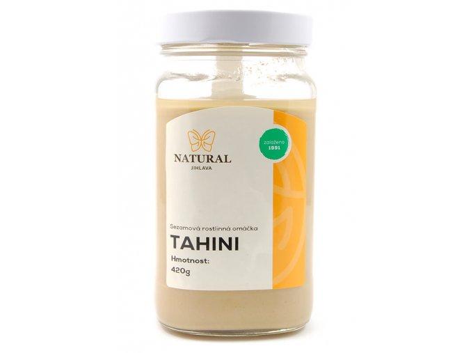 Tahini sezamová pasta 420g
