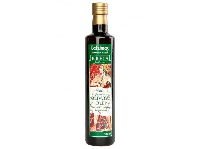 Olivový olej panenský BIO 500ml