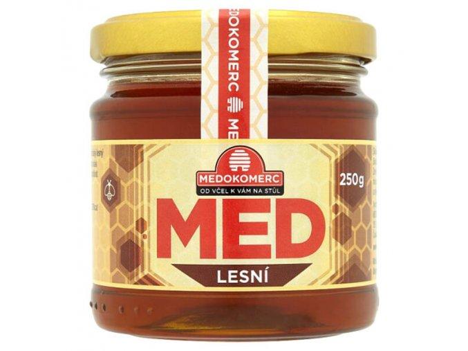 Medokomerc Med lesní 250g