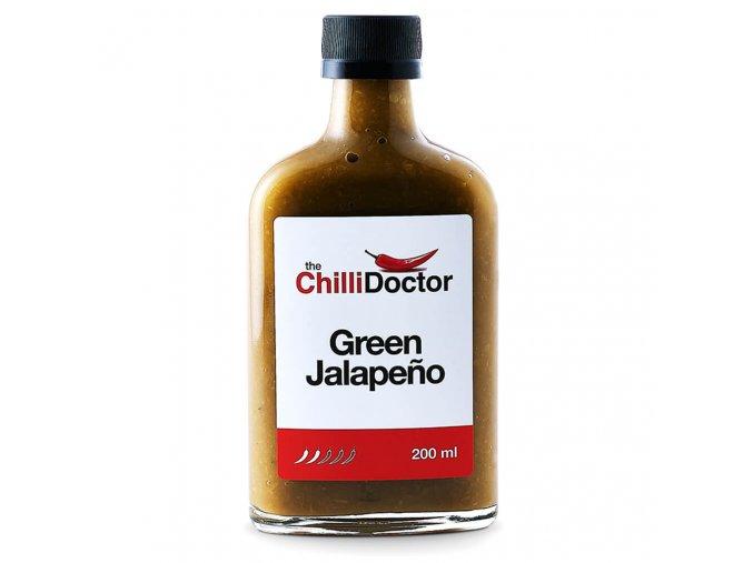 Green Jalapeño pasta 200 ml