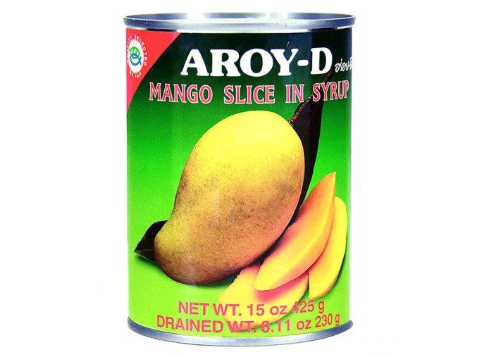 Mango plátky AROY D 425g