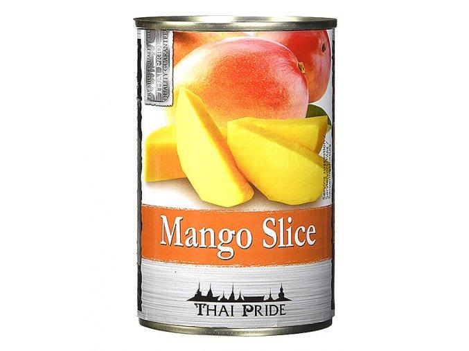 Mango plátky Thai Pride 425g