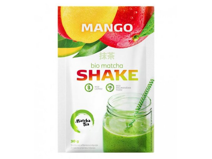 Matcha tea Bio matcha shake mango 30g
