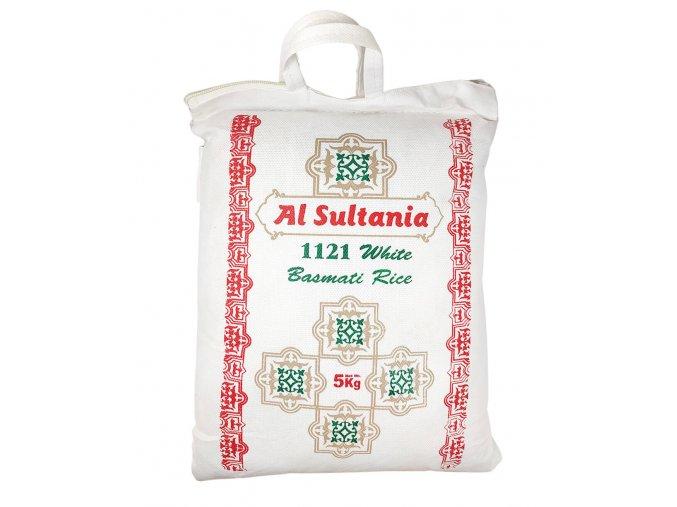 Rýže Basmati Al Sultania 1121 Sella