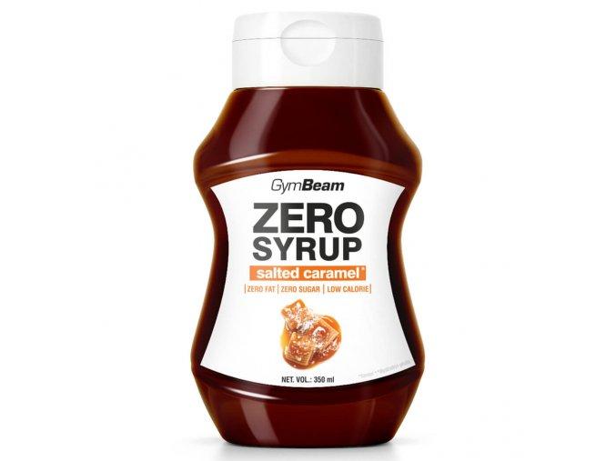 Bezkalorický sirup Salted Caramel 350 ml