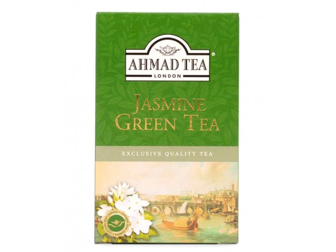 Ahmad Jasmine Green Tea 500g