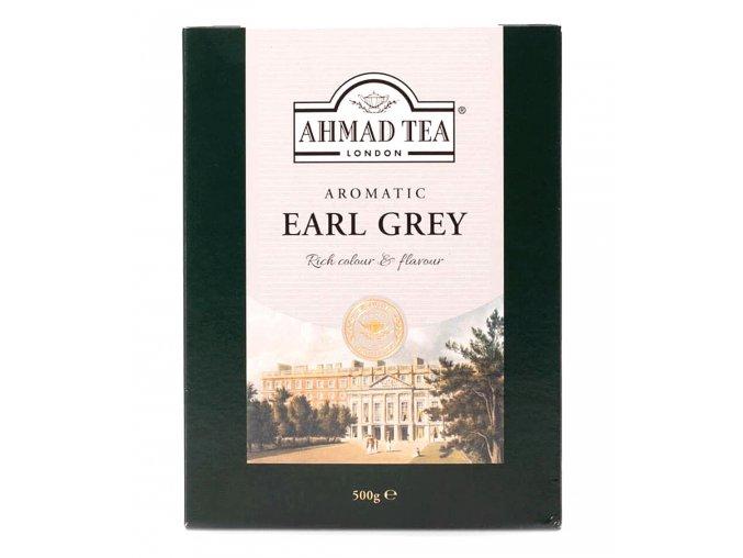 Ahmad Tea Earl Grey Aromatic 500g