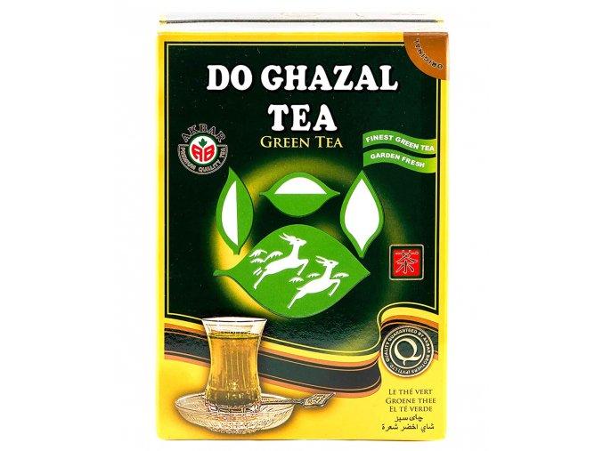 Do Ghazal zelený čaj 500g