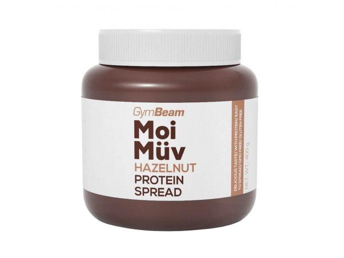 Proteinová pomazánka MoiMüv lískový ořech 400g