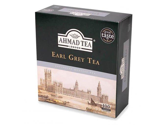 Ahmad Tea Earl Grey Tea 100 x 2 g