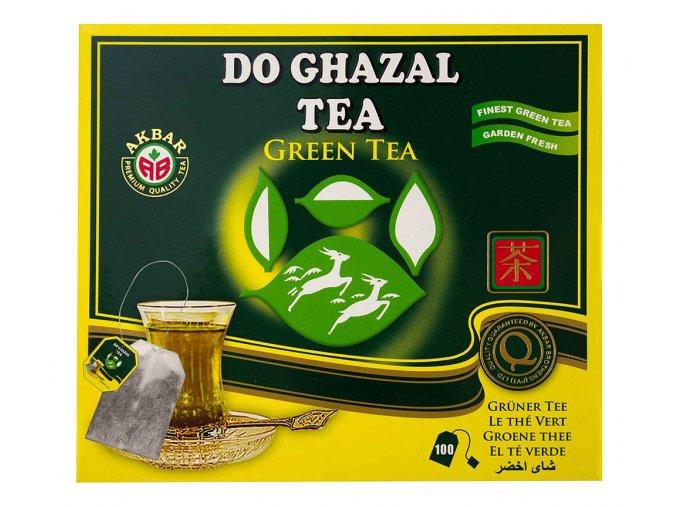Do Ghazal Zelený čaj 100 x 2g
