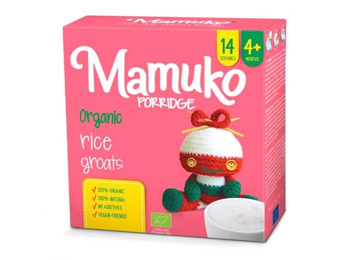 Mamuko bio dětská kaše rýže 240g