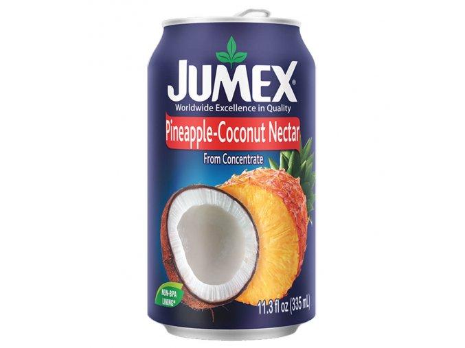 JUMEX Ovocný nápoj Ananas Kokos 335 ml