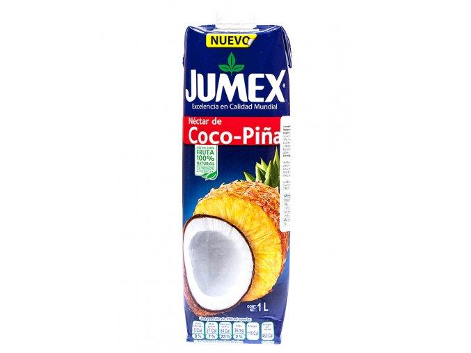 JUMEX Ovocný nápoj Ananas Kokos 1000 ml