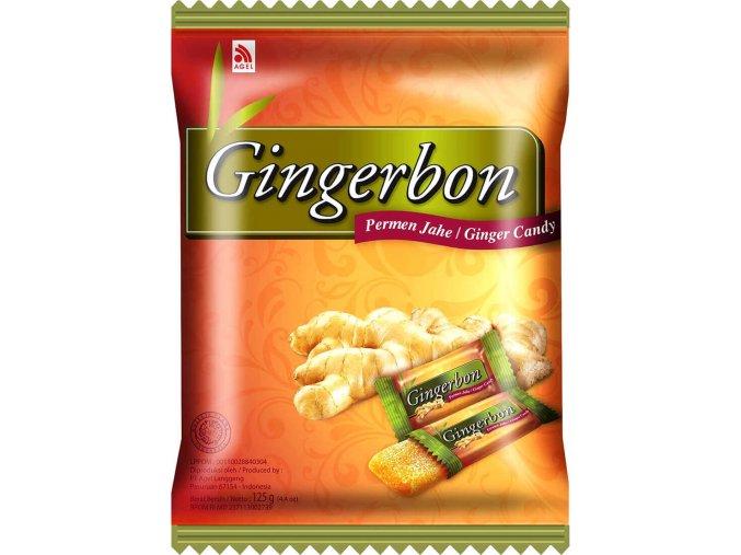 Gingerbon zázvorové bonbony 125 g