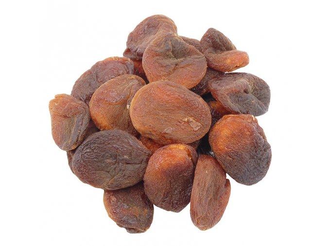 Sušené meruňky nesířené