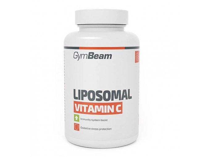 GymBeam Lipozomální Vitamín C 60 kapslí