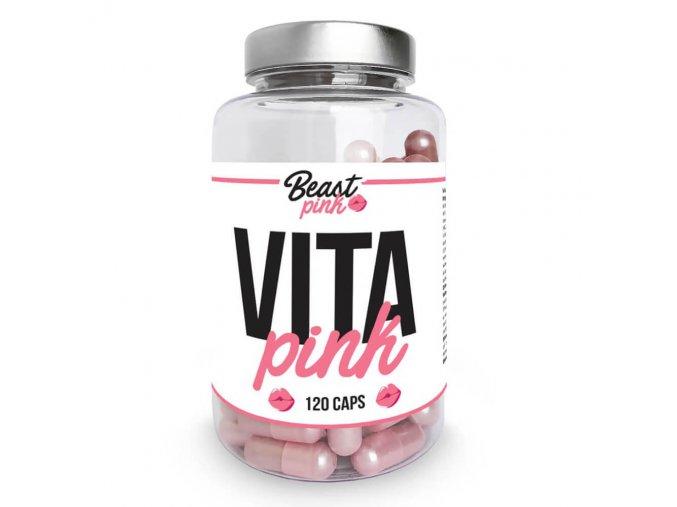 BeastPink Multivitamin Vita Pink 120 kaps