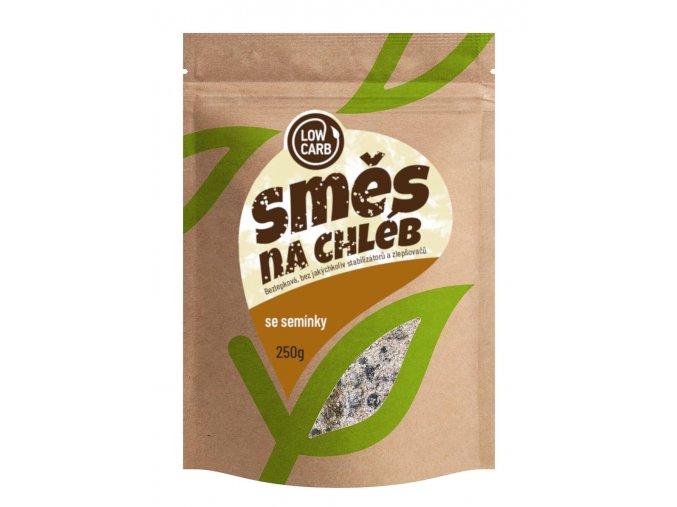 MKM Pack Směs na chléb se semínky Low carb 250 g