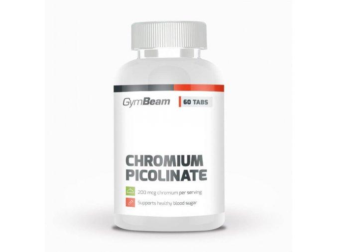 GymBeam Chromium Picolinate 60 tablet