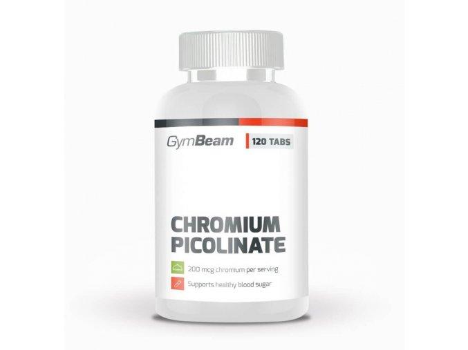 GymBeam Chromium Picolinate 120 tablet