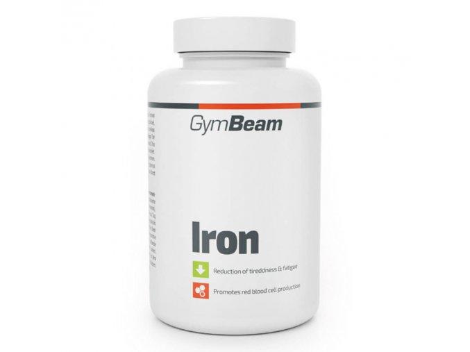 GymBeam Iron 120 kapslí