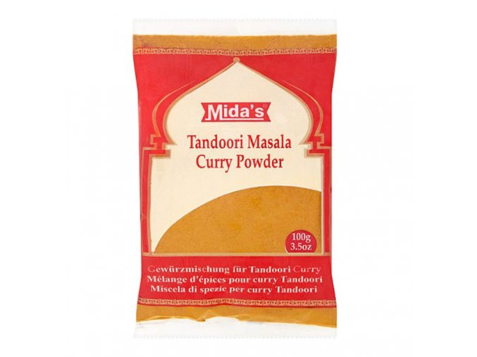Mida's kari prášek tandoori masala 100g