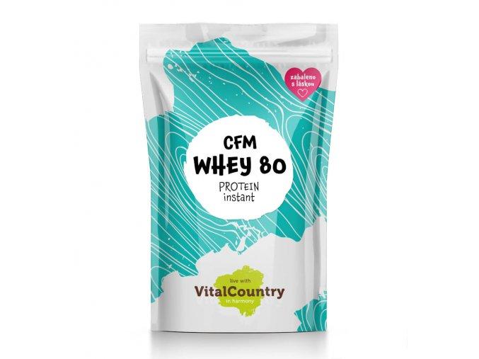 CFM Instant Whey protein 80 2000g