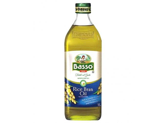 Basso Rýžový olej 500ml