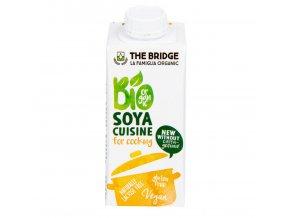 The Bridge Bio Sójová alternativa smetany na vaření 7% 200 ml